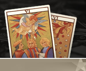 Tirada gratis de cartas