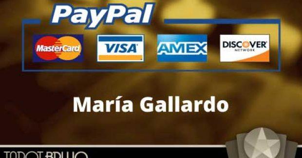 Tarot PayPal sin Gabinete Fiable y Barato